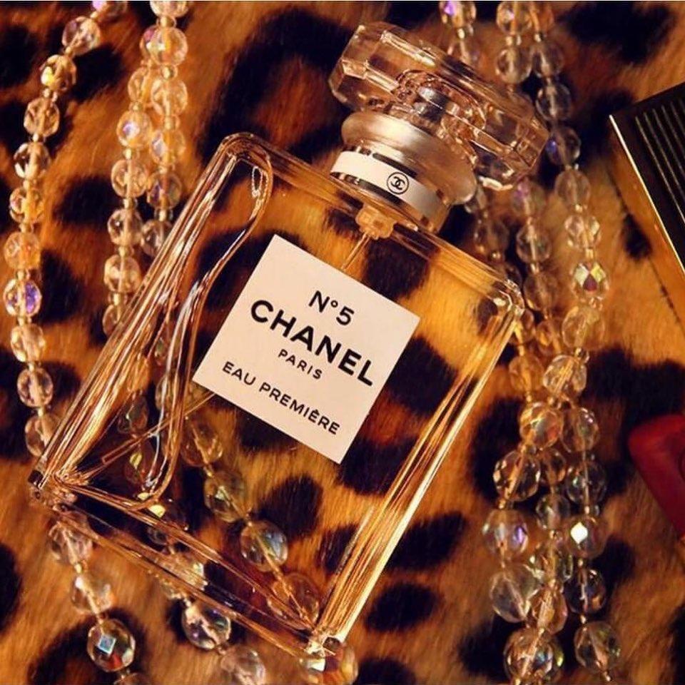 Chanel № 5 и Chanel № 5 Eau Première 2